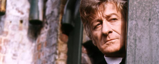 THE PERTWEE YEARS