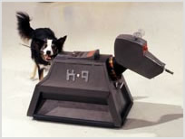 Blue Peter - Shep and K9