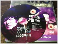 Logopolis DVD
