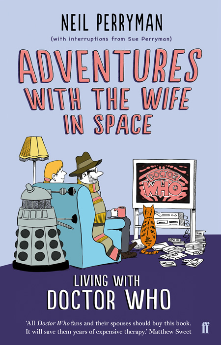 Adventures with the Wife in Space - the book