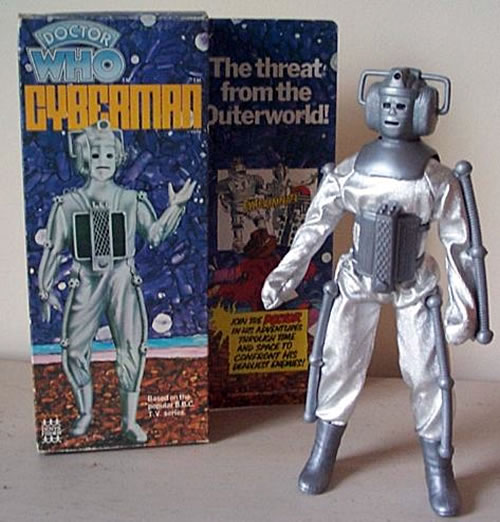 Denys Fisher Cyberman