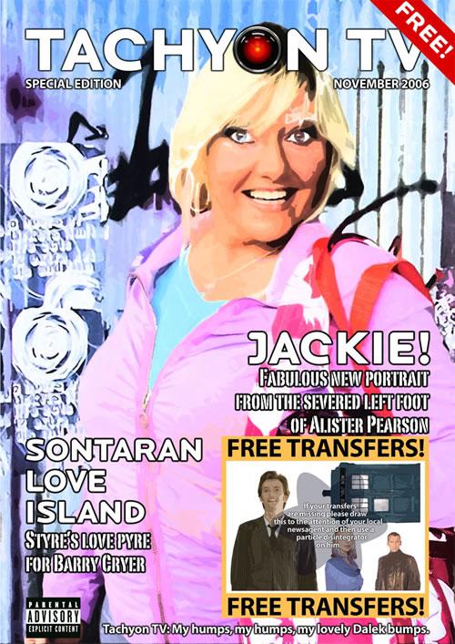 Tachyon TV Fanzine