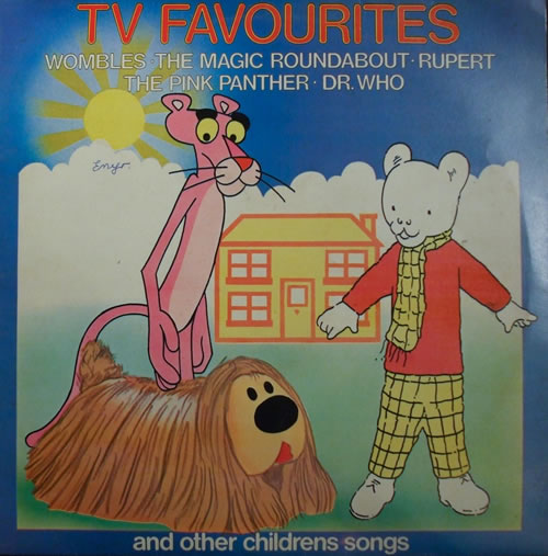 TV Favourites and Other Children's Songs
