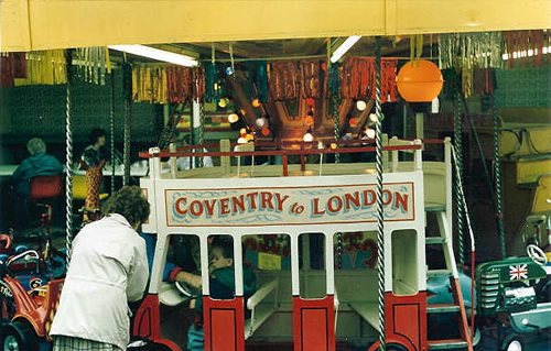 Coventry's Indoor Market