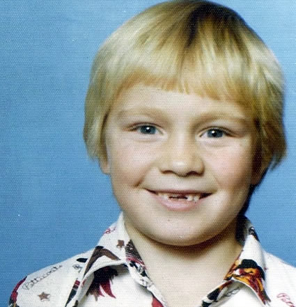Me circa 1975