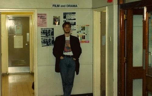 Neil in 1993