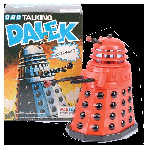 Palitoy Dalek