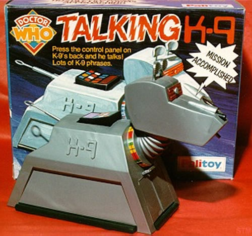 Talking K9
