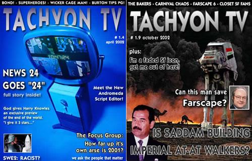 Tachyon TV