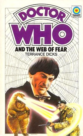 The Web of Fear Target Novelisation